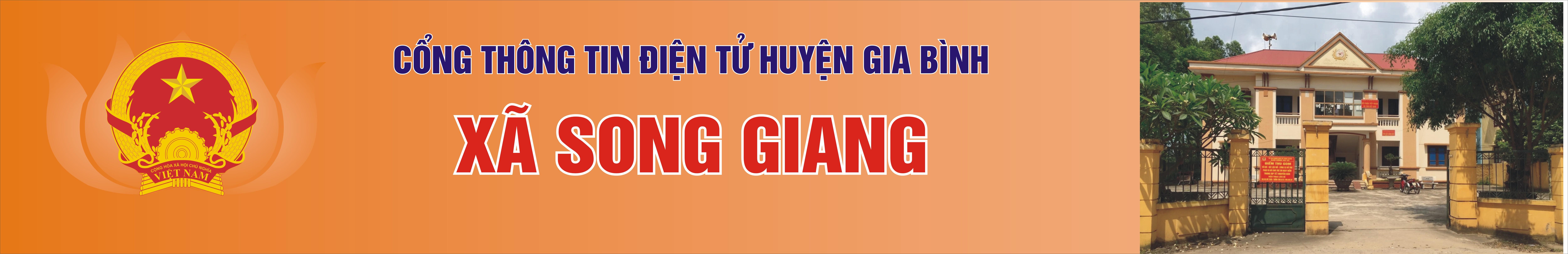 Xã Song Giang