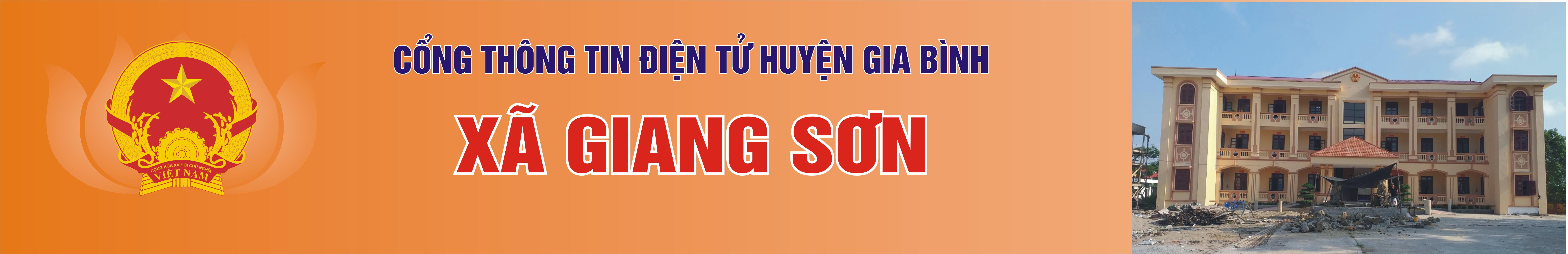 xã Giang Sơn